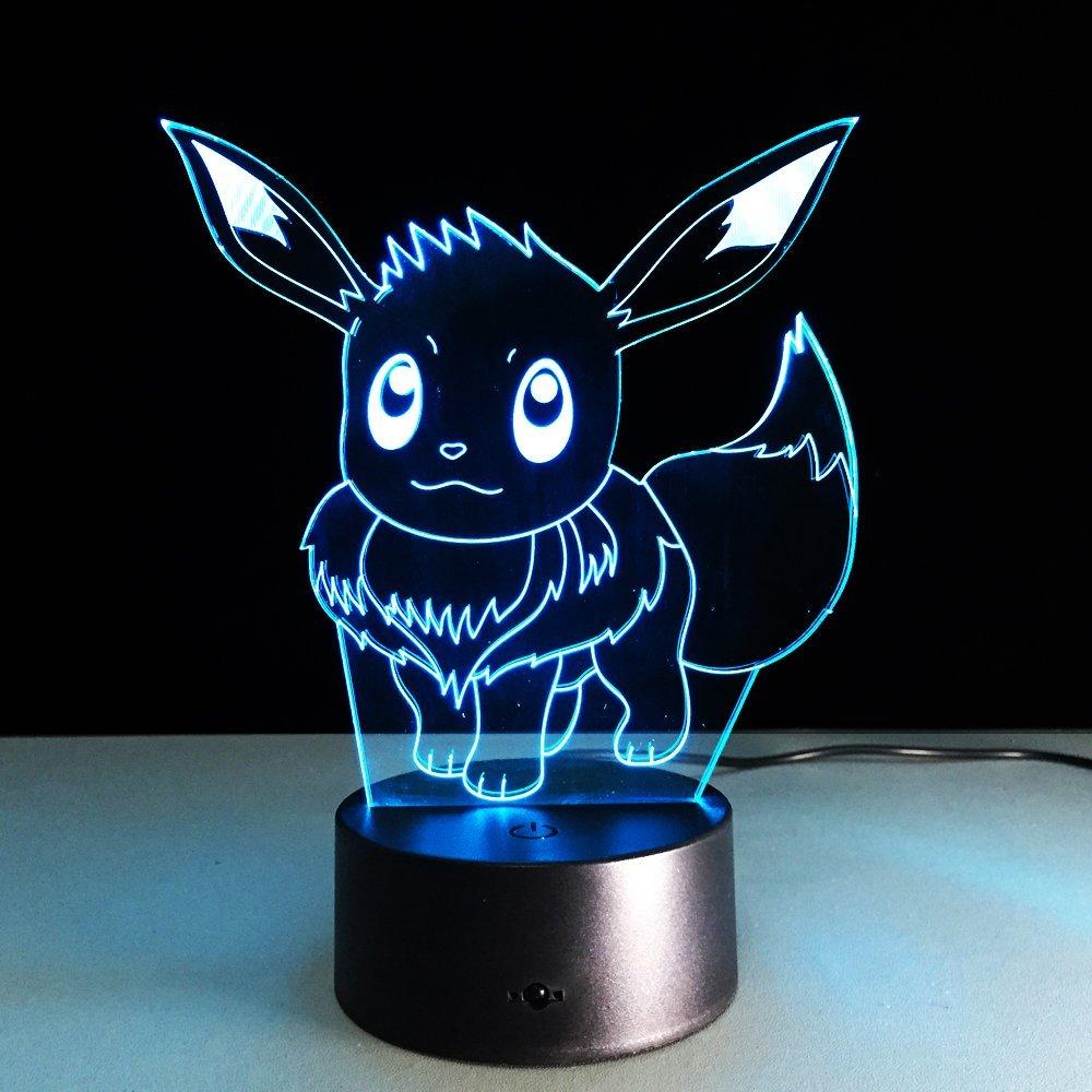 Pokemon Lamp 10 Ways To Make Your Kids Happy Warisan