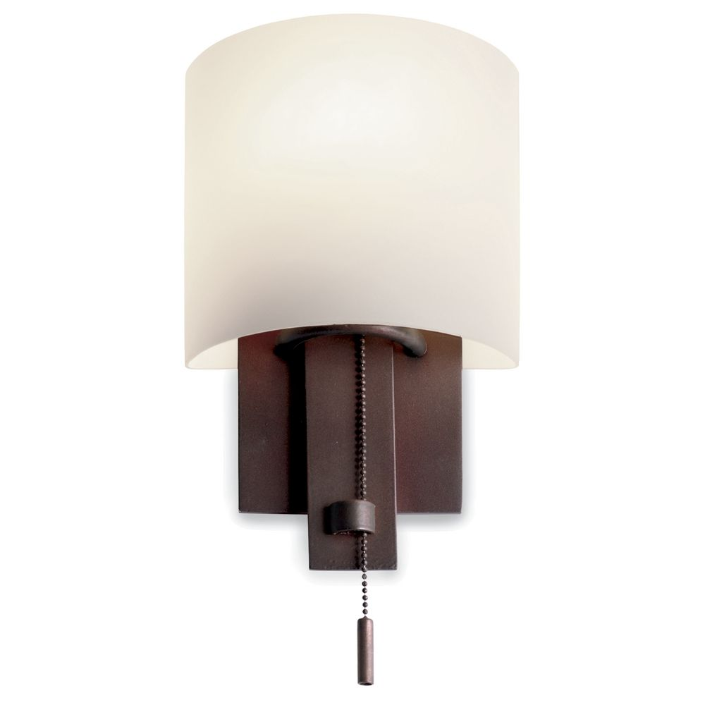 Brighten Your Bathroom Wall Sconce With Pull Chain Wall Light | Warisan  Lighting