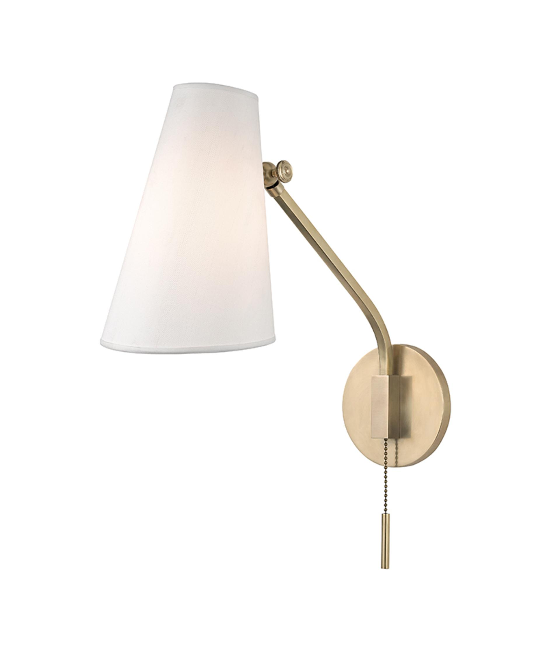 Brighten your bathroom wall sconce with pull chain wall light conclusion aloadofball Gallery