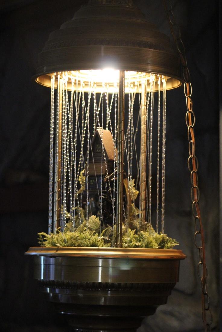 Raining oil lamp - Retro chic makes a comeback | Warisan ...