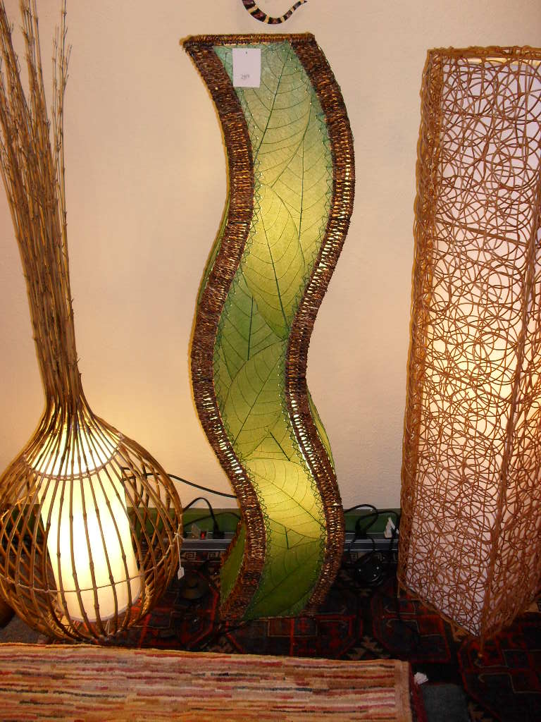 10 Compelling Motivations To Ache For Traditional Rattan Floor Lamps Warisan Lighting