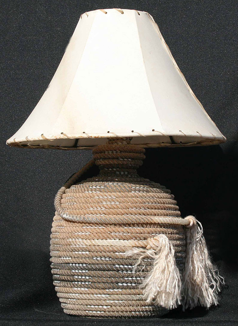 Rope Lamps Incredibly Flexible In Terms Of Design