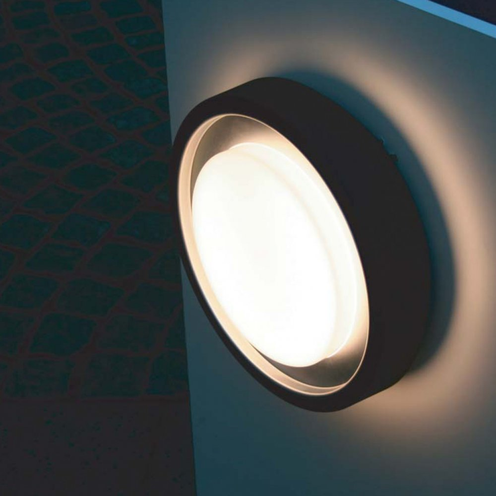 Improve The Home And The Area With The Utilization Of Round Wall Lights.  Visitors And Relatives Will Be Upbeat They Can See Their Direction Home.