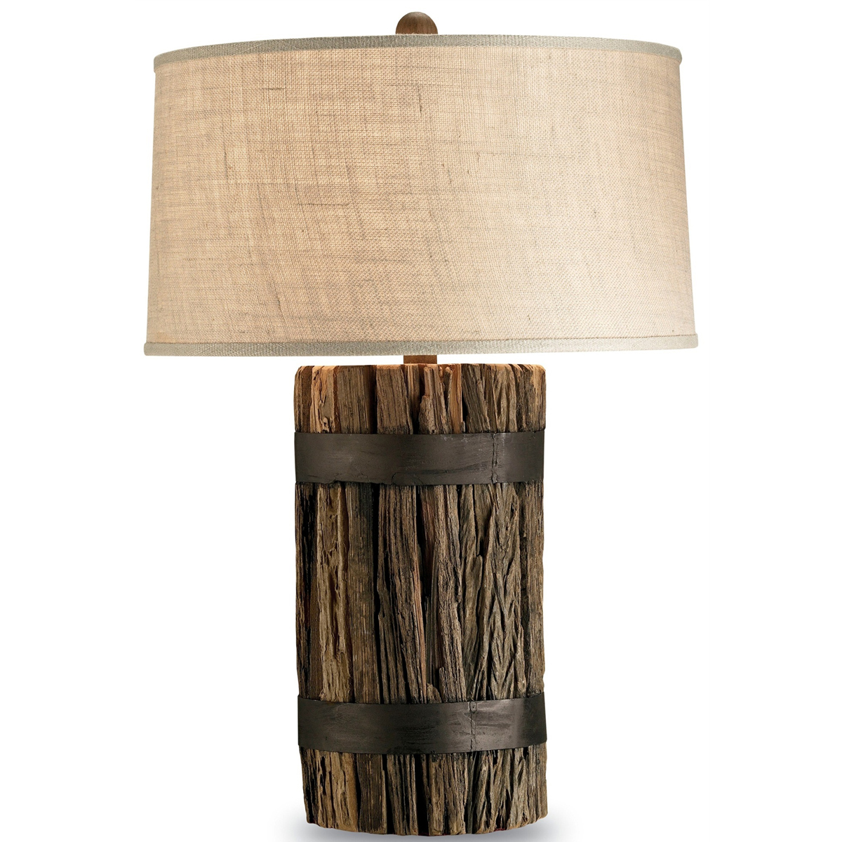 10 Facts About Rustic Wood Lamps