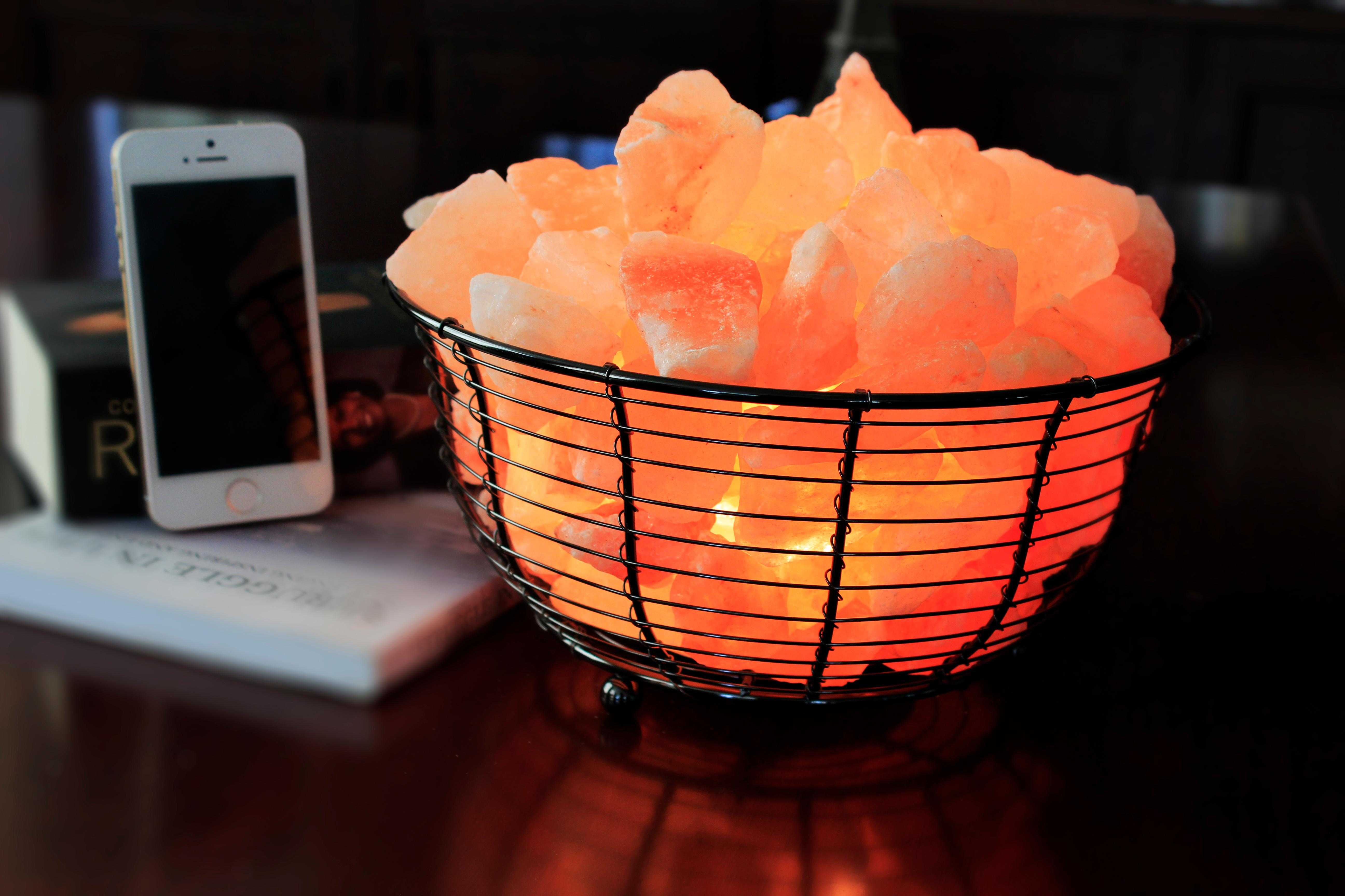 How Are Salt Lamps Made?