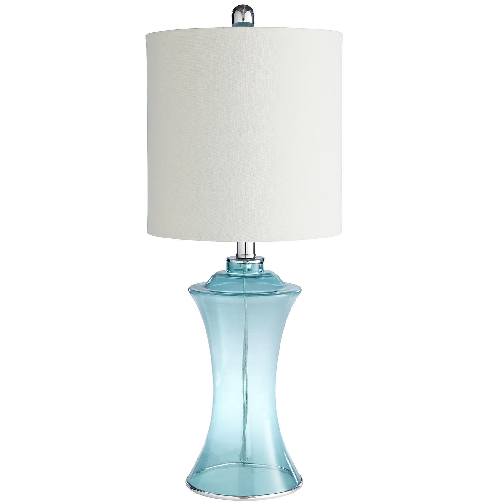 Sea glass table lamp 10 household items for every house Types of table lamps