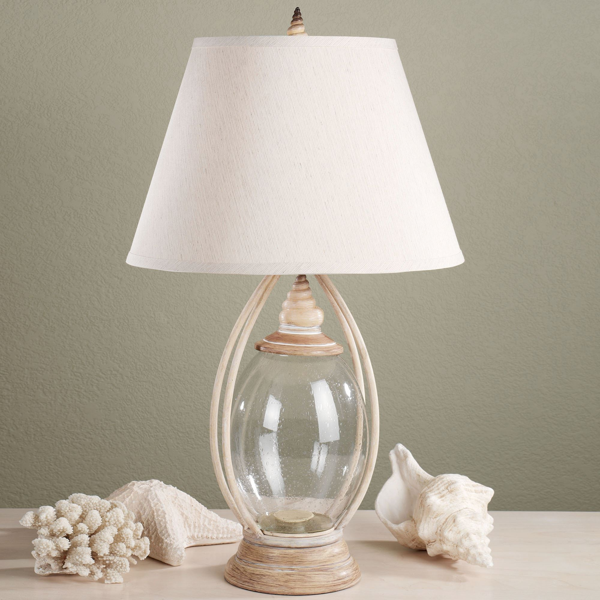 Sea Glass Table Lamp 10 Household Items For Every House