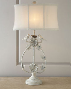 Crucial role played by shabby chic table lamps warisan lighting mozeypictures Images