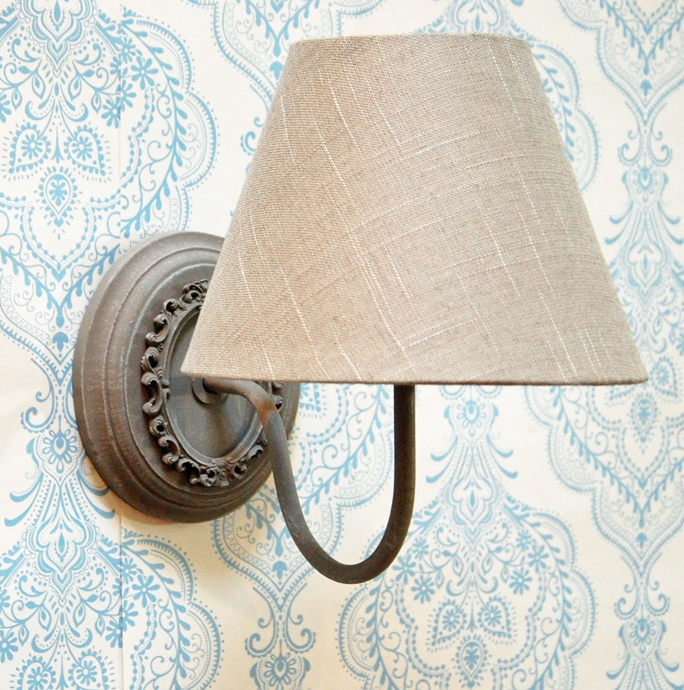 Shabby chic wall light bring more light to your room warisan shabby chic wall light bring more light to your room aloadofball Images