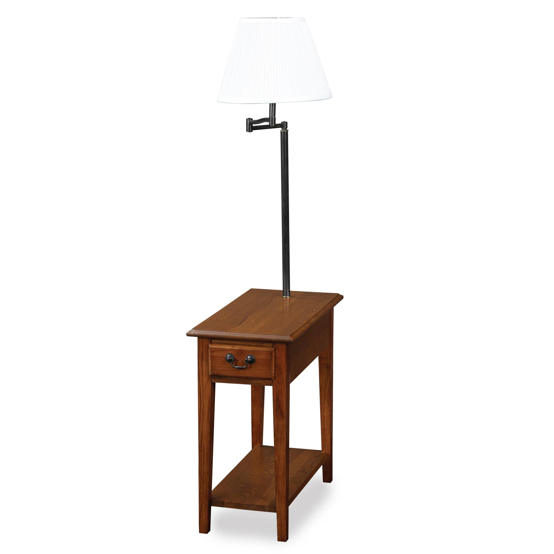 TOP 10 Side Table With Lamp Attached 2018
