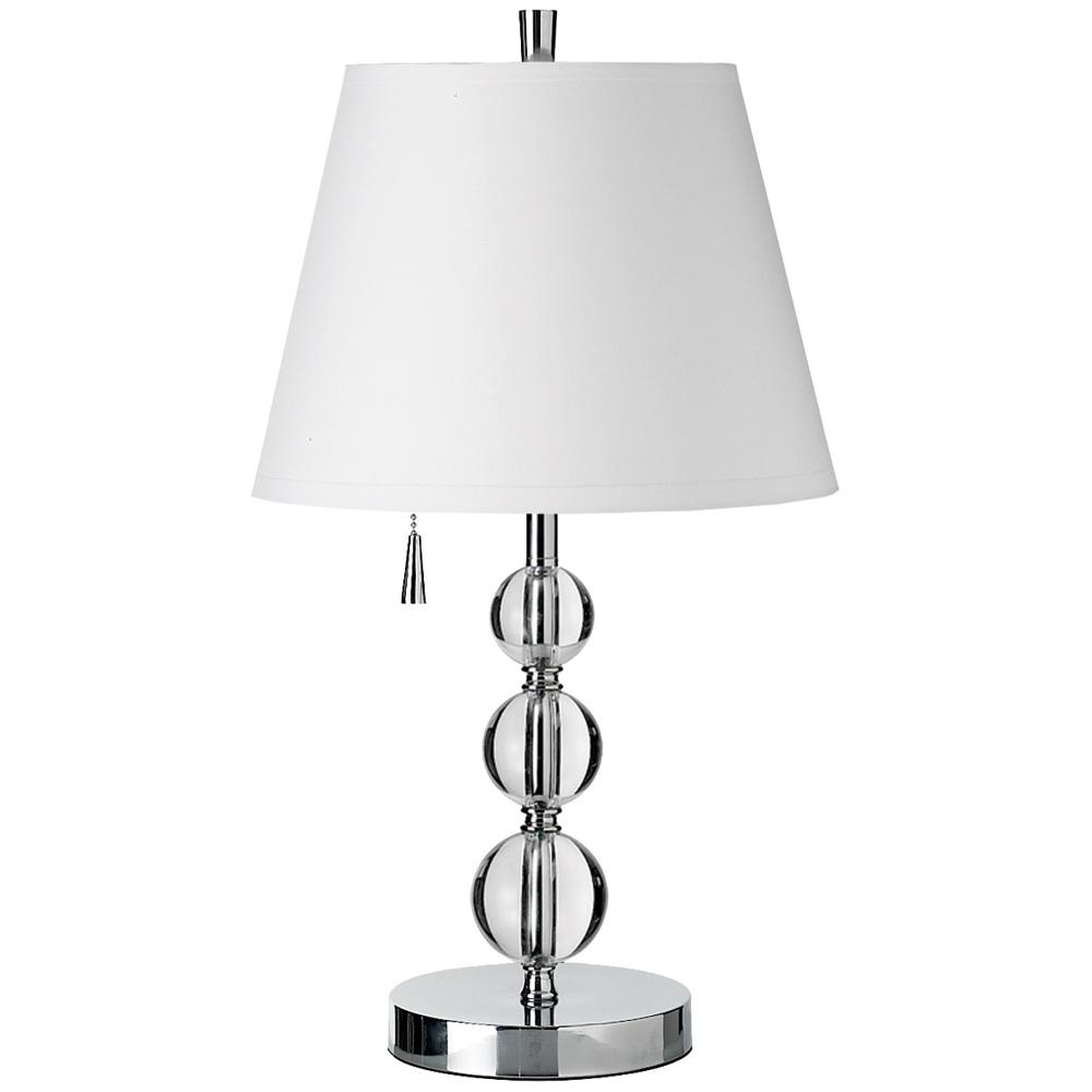Where To Use Small Crystal Table Lamps Warisan Lighting