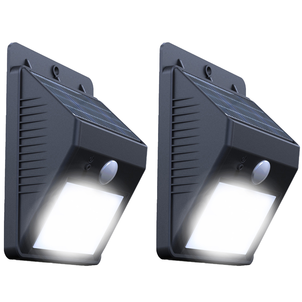 Solar Lights Wall Mount Perfect Energy Saving Solution