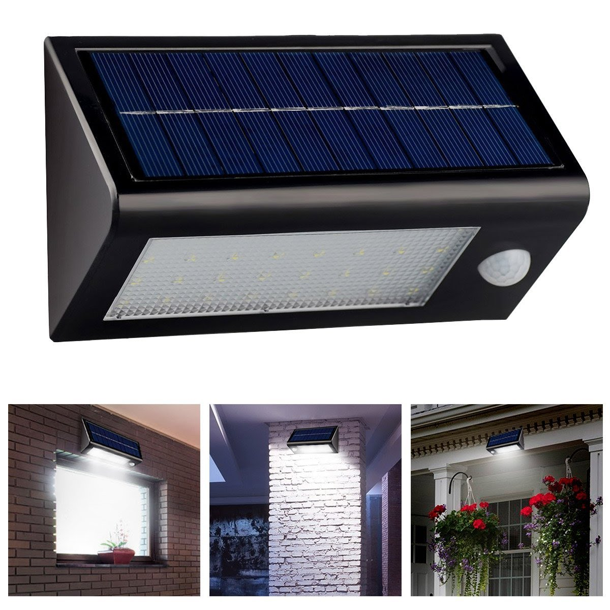 Features. The Highly Efficient Solar Panels ...