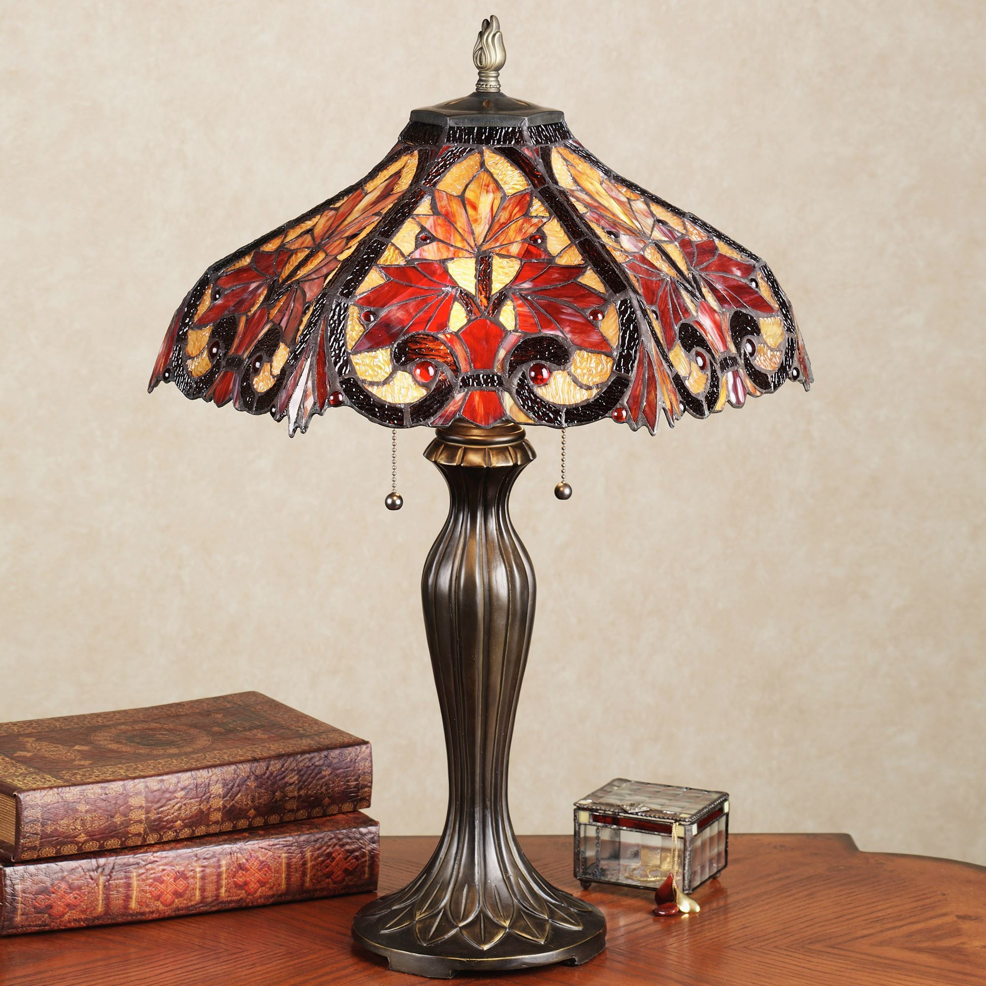 10 Benefits Of Stained Glass Lamps Warisan Lighting