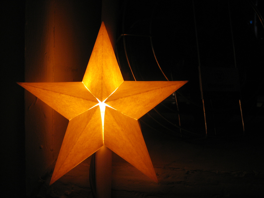 25 Amazing Star Lamps For A Fantastic Night Experience
