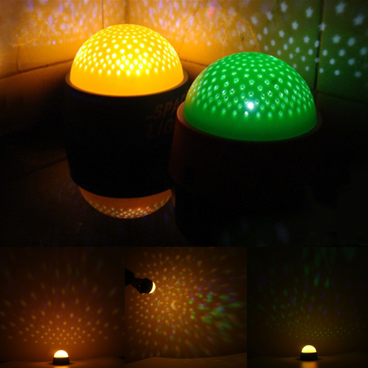 Star Ceiling Projector