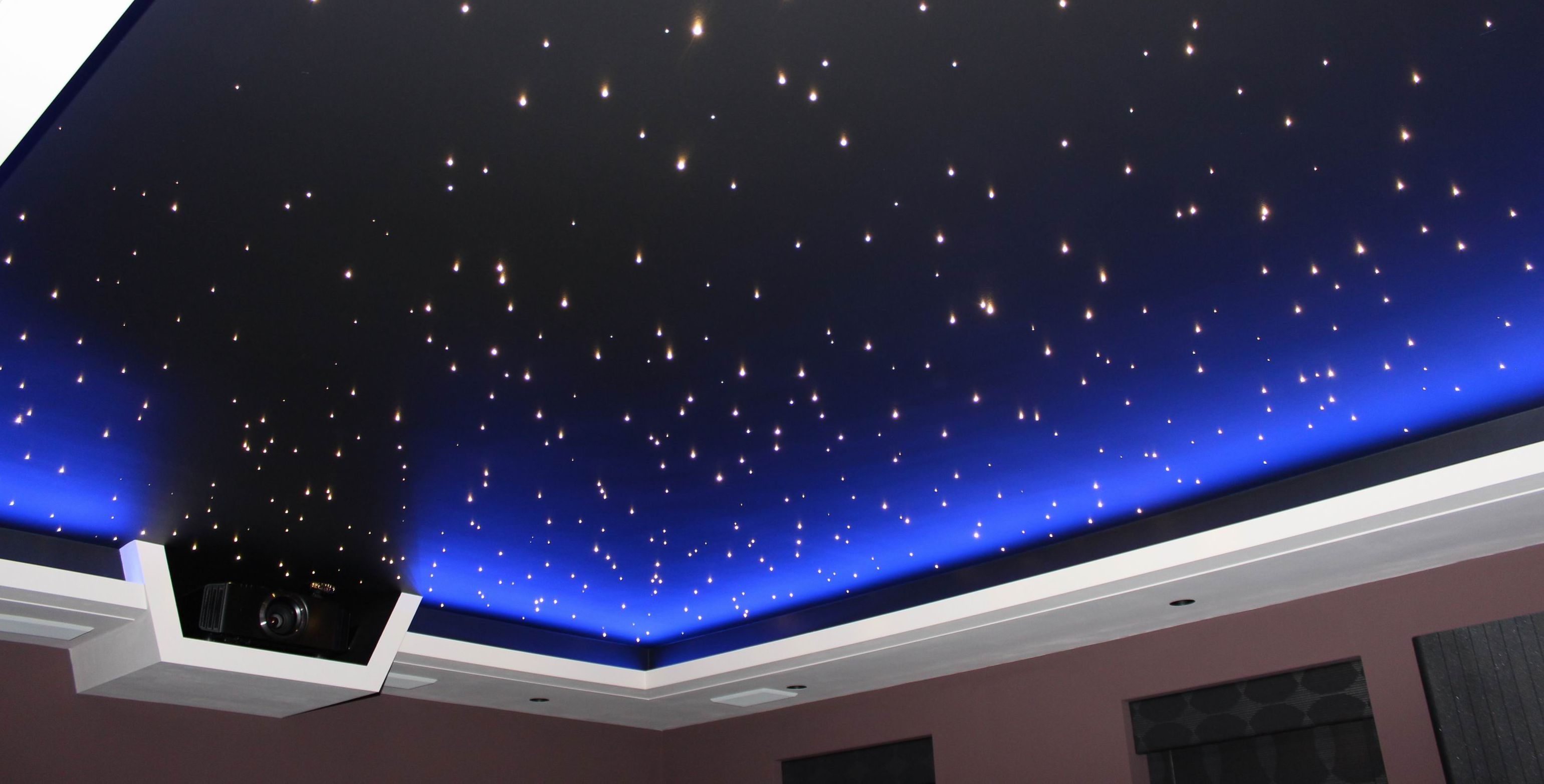 Are Led Ceiling Lights Any Good : Star lights ceiling make starry sky right in your room