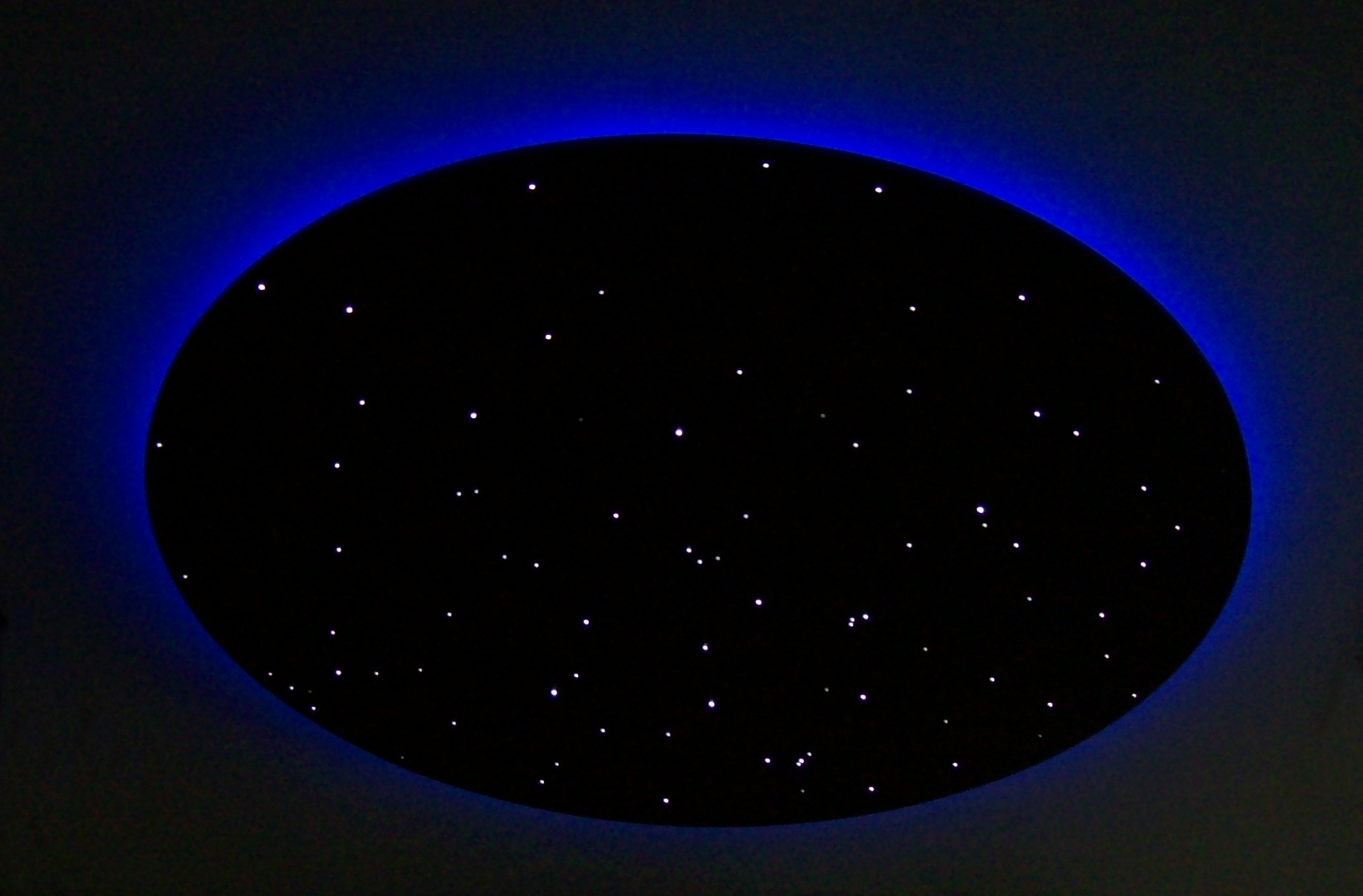 Star lights ceiling make starry sky right in your room warisan 3 vast nothingness of space this ceiling light aloadofball Choice Image