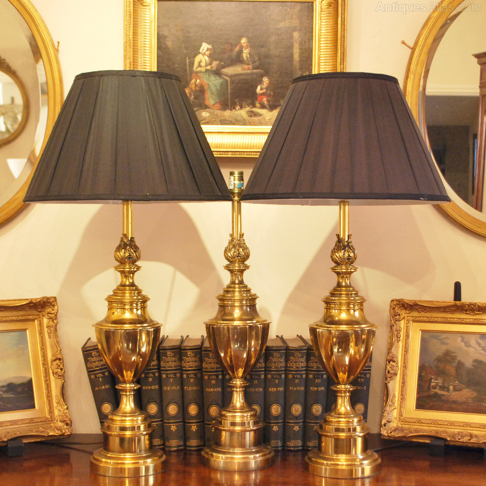 Vintage stiffel brass table lamps - Cheap Stiffel Brass Table Lamps