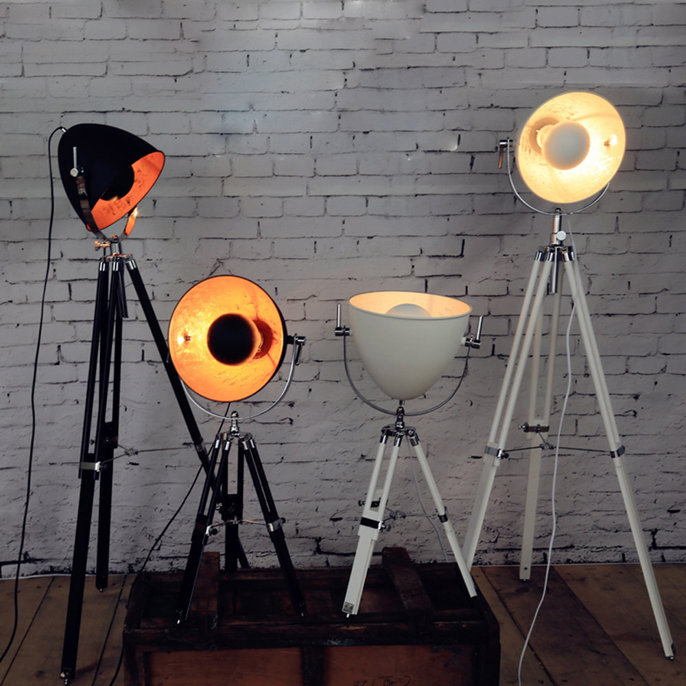10 advantages of studio floor lamps warisan lighting for Studio floor