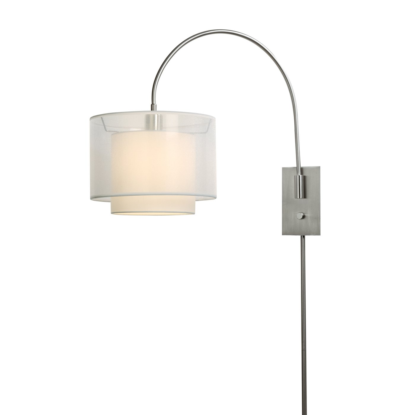 Swing Arm Wall Lamp Plug In 25 Convincing Reasons To