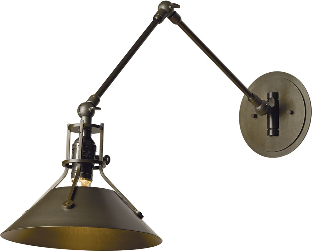 wall swing arm lamps plug in Lamp Ideas