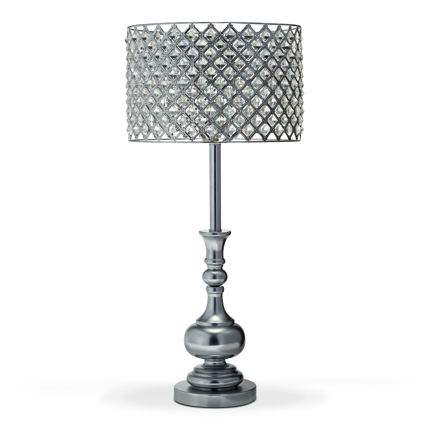 Crystal Chandelier Table Lamps: Bring Elegance And Beauty In Your