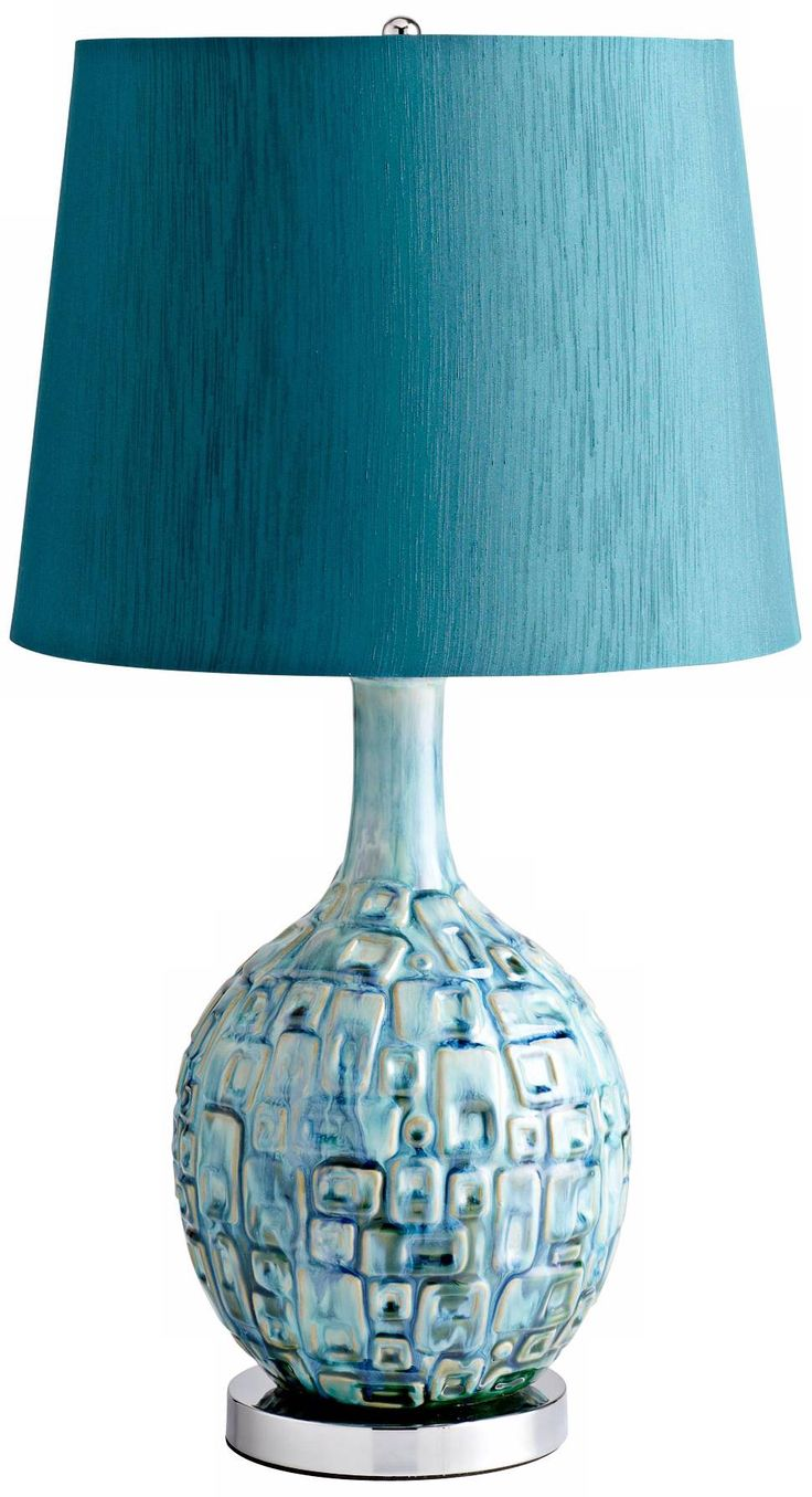 Teal Lamps 10 Excellent Solutions For A Bedroom