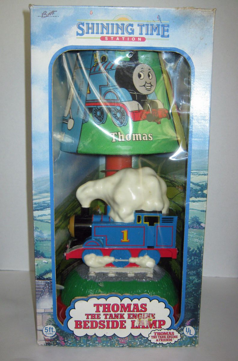 ... Thomas The Train Lamp Can Be A Perfect Surprise Element For Them. Your  Little One Will Enjoy Just Looking At This Light And That Helps In Creating  A ...