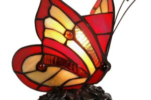 Tiffany Butterfly Lamp U2013 Masterpiece Of Lamp Art That Will Come To Taste Of  Many Fans Of Modern Style