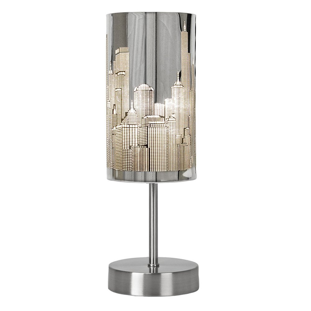 Bedside Table Lamps With Touch On Off