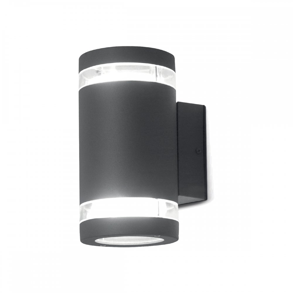 Paintable Up And Down Wall Lights : Modernise your home with Up and down wall light Warisan Lighting