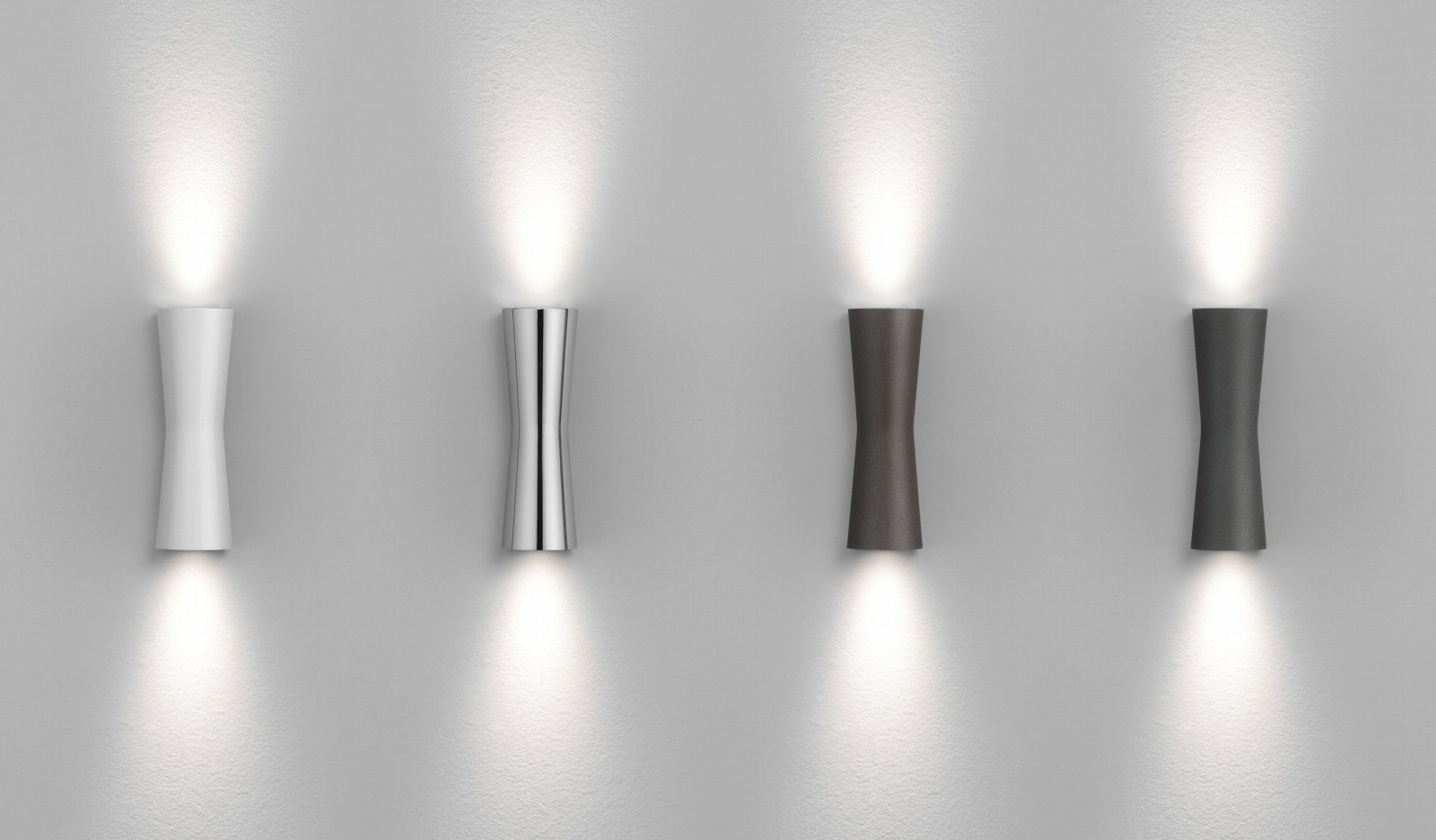 Up And Down Led Indoor Wall Lights : Modernise your home with Up and down wall light Warisan Lighting