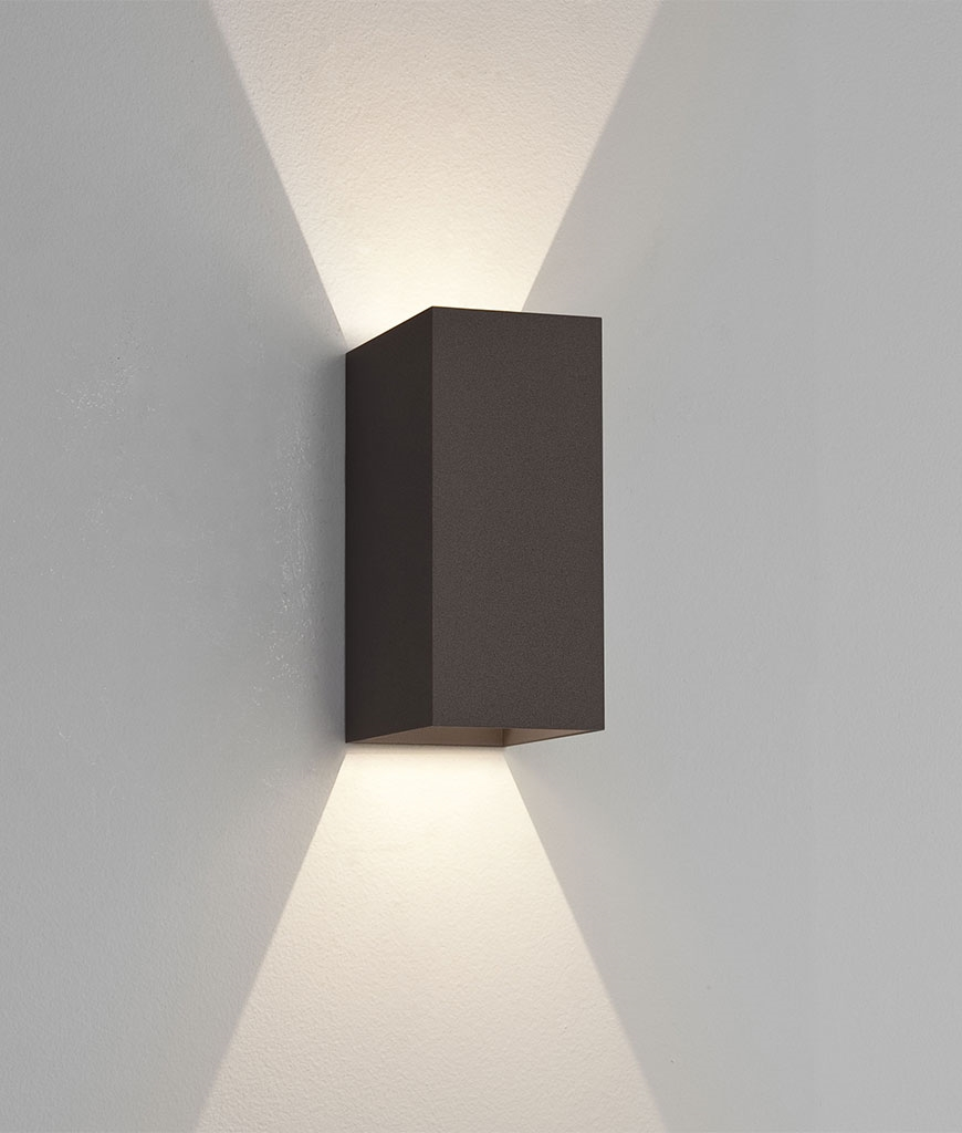 Easy on eyes. Up and down wall lighting ... & 10 Benefits of Up and down wall lights | Warisan Lighting azcodes.com
