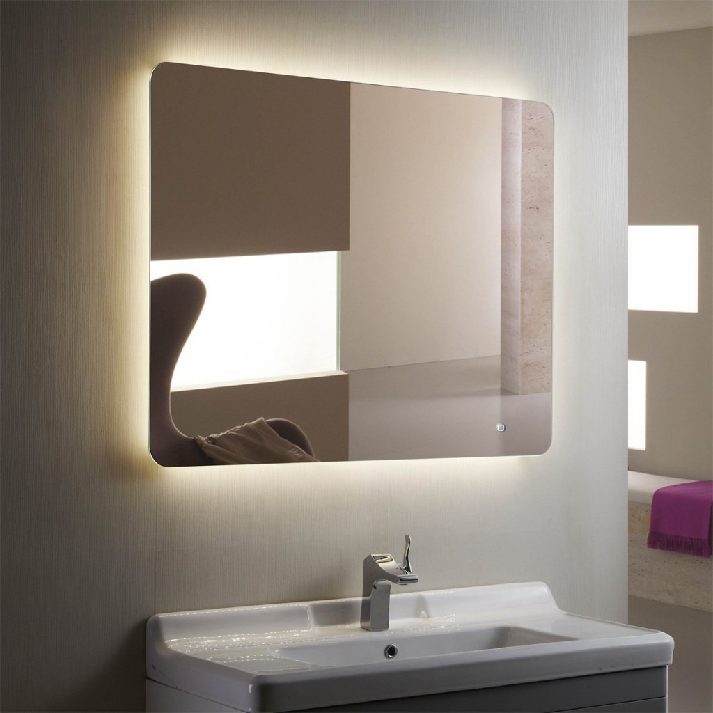 Vanity Wall Mirror With Lights A Great Way To Light Up