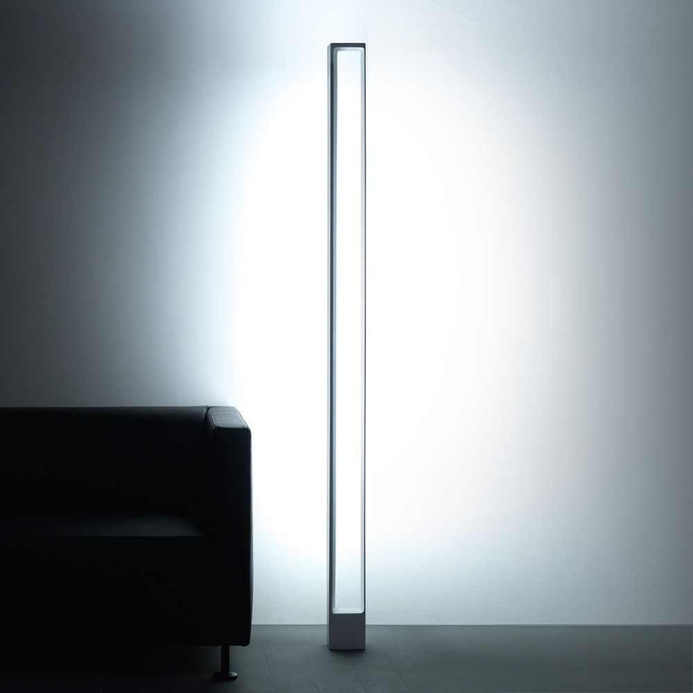 Very bright floor lamp - 10 ways to add elegance to the interior ...