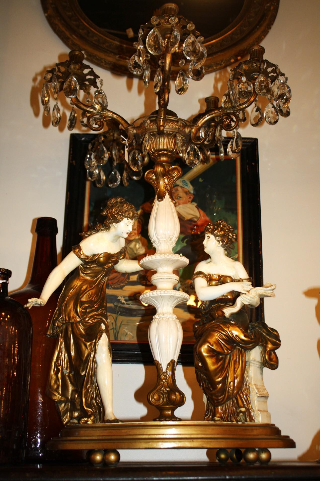 Brass Floor Lamp Bedroom