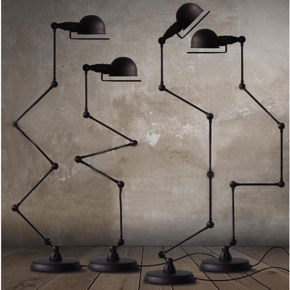 25 benefits of using vintage industrial floor lamp warisan lighting. Black Bedroom Furniture Sets. Home Design Ideas