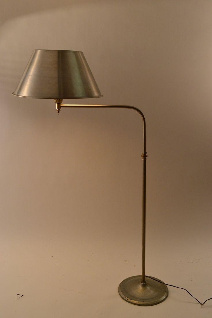 25 Benefits of using Vintage industrial floor lamp ...