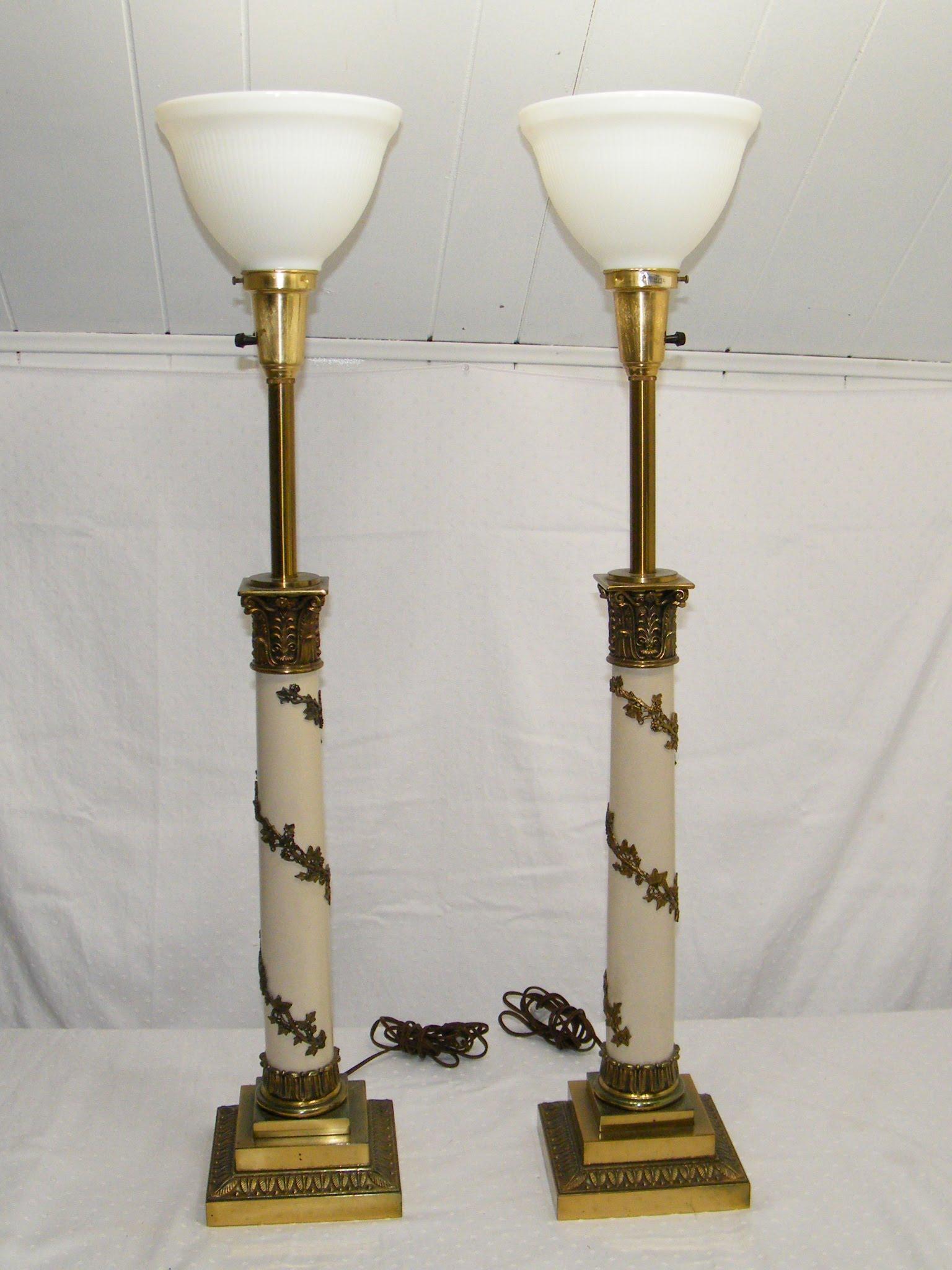 Vintage Stiffel Lamps >> Vintage Stiffel Lamps Unforeseen Beauty Every Home Needs