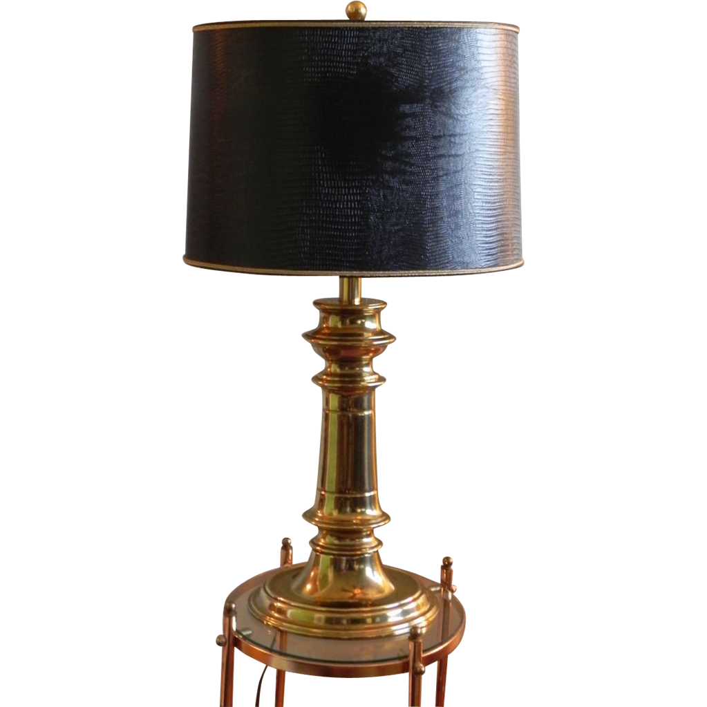 Vintage Table Lamps : Vintage stiffel lamps unforeseen beauty every home needs
