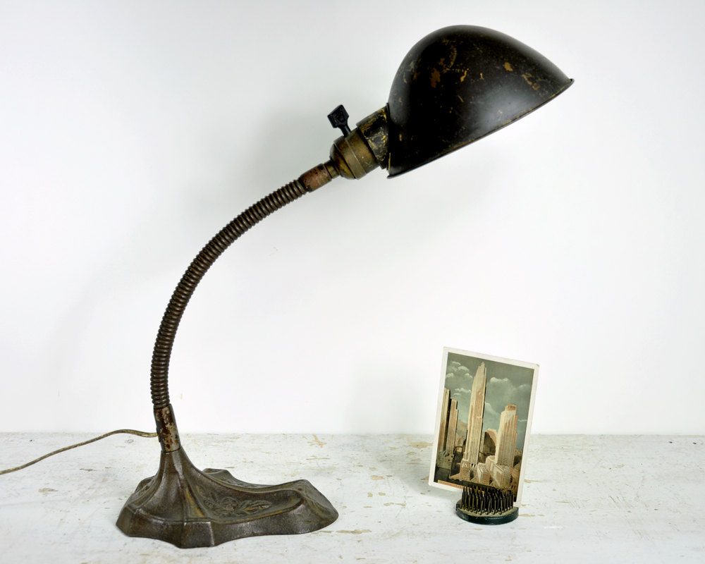 Vintage Antique Table Lamps : Vintage table lamps for a retro home decor warisan