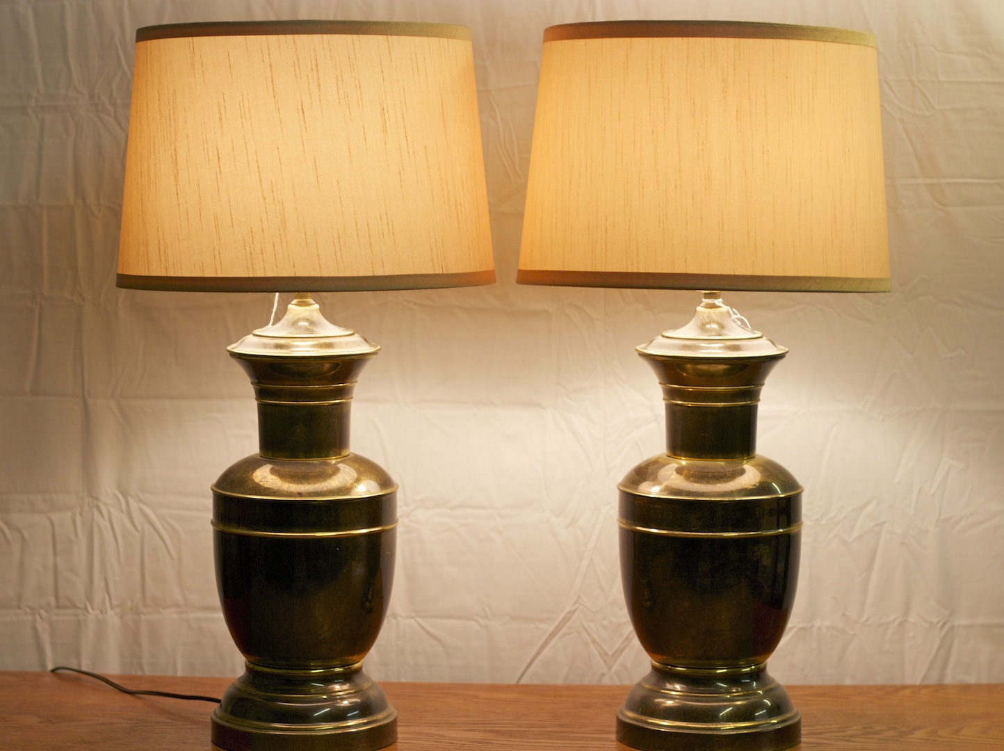 25 Vintage Table Lamps For A Retro Home Decor Warisan
