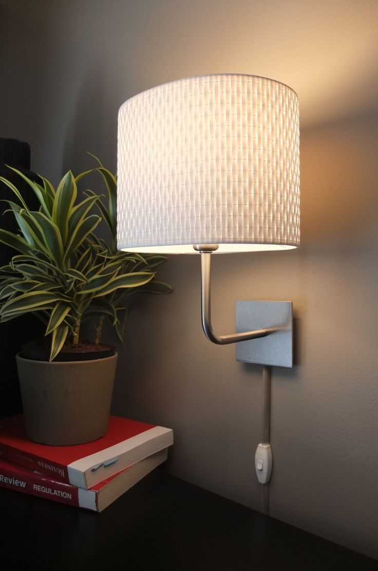 Bedroom wall lighting -  Bedside Lights With And Without Switches Wall Lights With Leads And Attachments For Areas Without Wiring With Wall Perusing Lights As A Major Aspect
