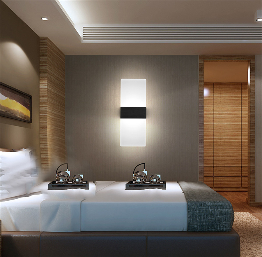 bedroom led lighting 10 things to consider before installing wall light 10512