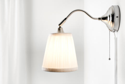 Wall Light With Cord Add The Beauty Of An Exterior Of