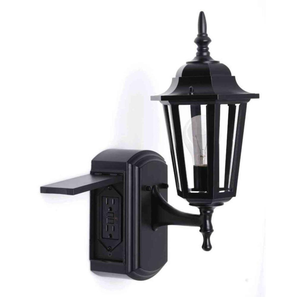 Outdoor Lamp Clearance: 10 Facts To Know About Wall Lights With Outlet