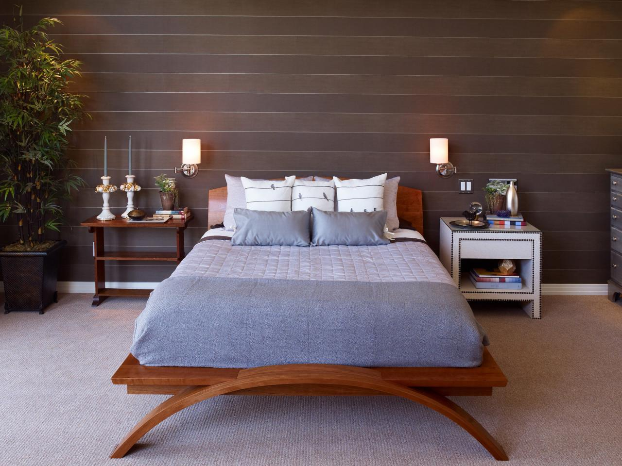 Introduction Ambient Lighting Such As Wall Mounted Bed Lamps