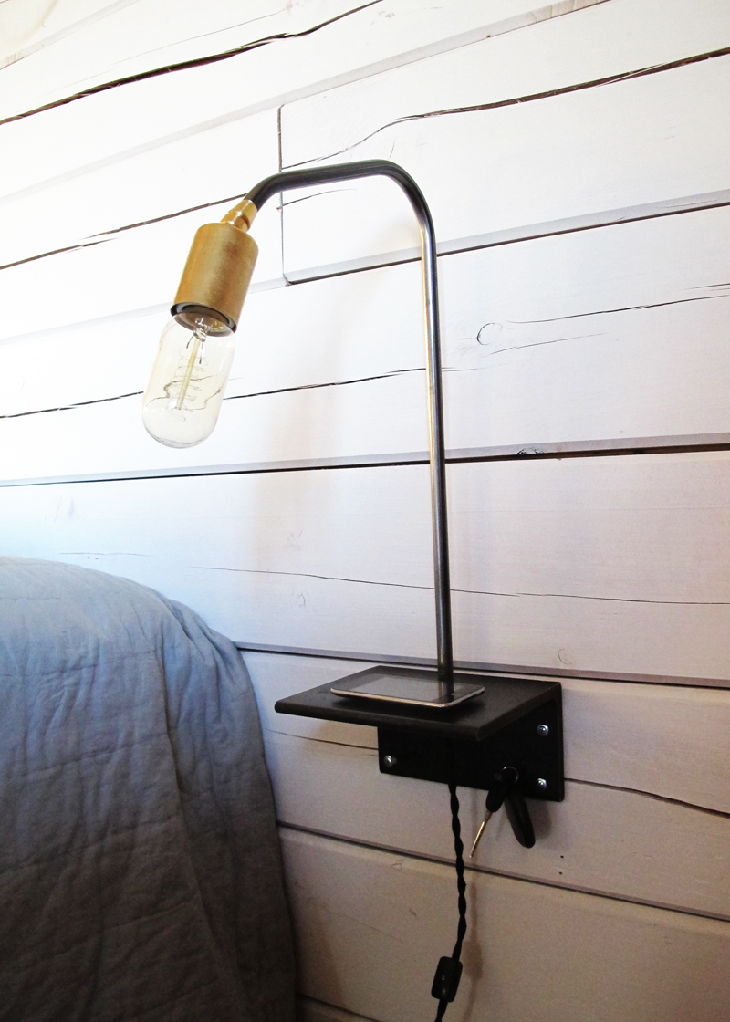 Wall Lamps Bedside : Create a Tranquil Retreat with Wall mounted bed lamps Warisan Lighting