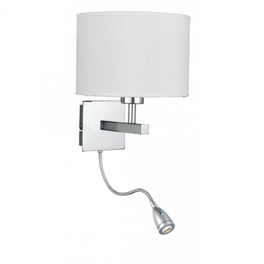 Transform the Look of Your Bedroom Using the Secrets of Wall Mounted Bedside Lights Warisan ...